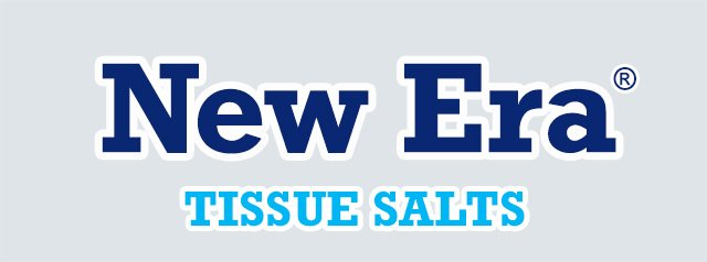 New Era Tissue Salts